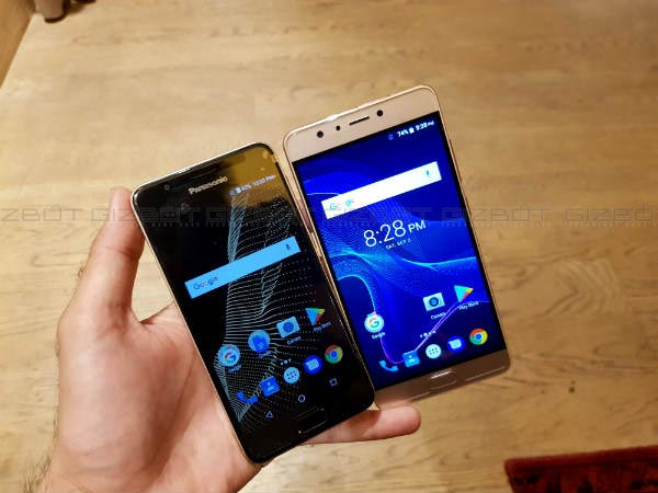 Panasonic Eluga Ray 500 and Eluga Ray 700 First Impressions