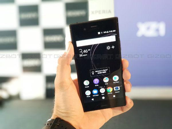 Sony Xperia XZ1 First Impressions