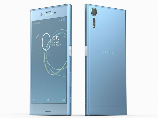 Pre-order for Sony Xperia XZ1 and XZ1 Compact starts in select markets