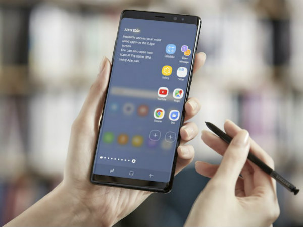 Samsung Galaxy Note 8 India launch set for today