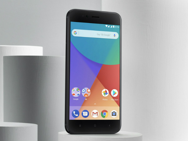 Xiaomi Mi A1 global release debuts with India, next sale on Sep 19
