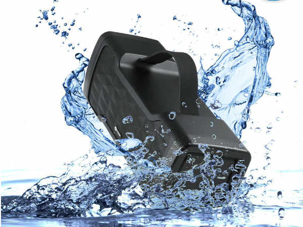 Zoook unveils ZB Jazz Blaster rugged Bluetooth speaker at Rs. 3,099