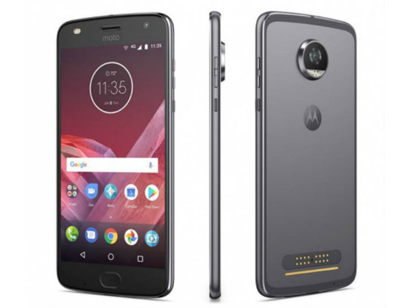 Moto Z2 Play (MRP: Rs 24,999, Offers Price: Rs 24,999 )