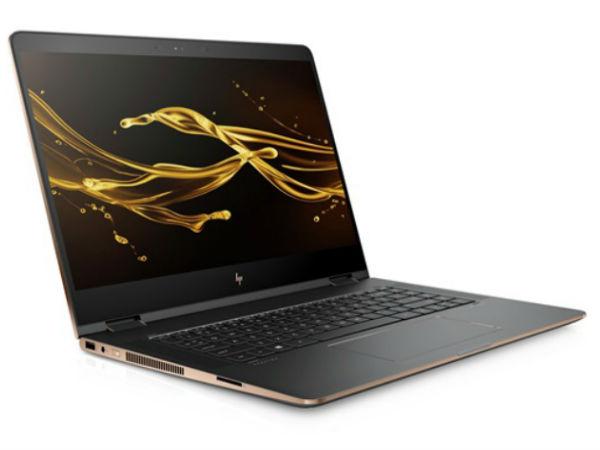HP Spectre x360 notebooks