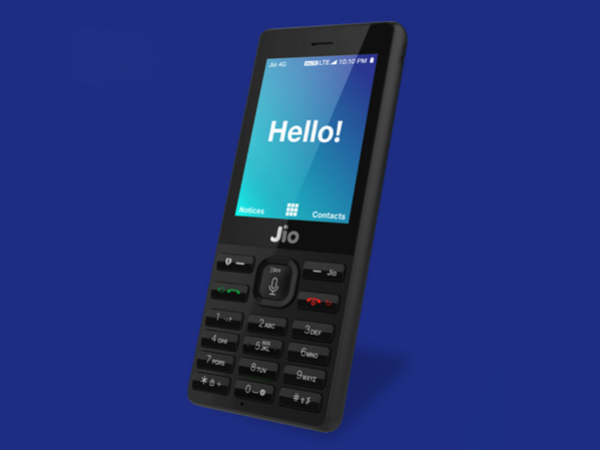 An advanced JioPhone could be in the making