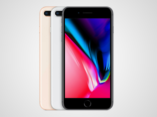 3% off on Apple iPhone 8 Plus (Space Grey, 64GB)