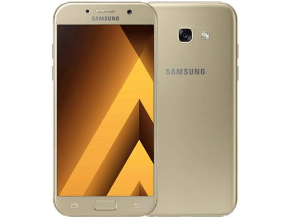 24% off on Samsung Galaxy A7 2017 (Black Sky, 3GB/32GB)