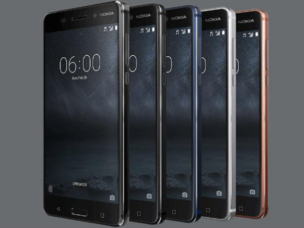 13% off on Nokia 6 (Matte Black, 32GB)