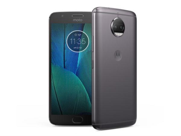 6% off on Motorola Moto G5s Plus (Blush Gold, 64GB)
