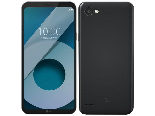 24% off on LG Q6 (Black, 18:9 FullVision Display)
