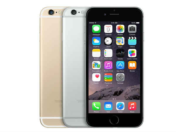 42% off on Apple iPhone 6 (Space Grey, 32GB)