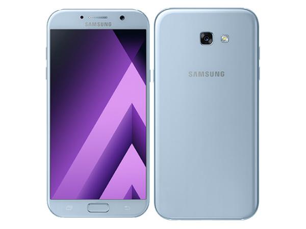 27% off on Samsung Galaxy A5 2017 (Black Sky, 3GB/32GB)