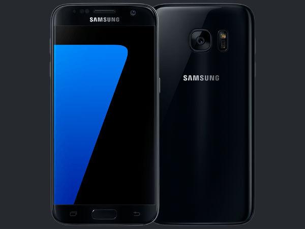 14% off on Samsung Galaxy S7 (Black Onyx, 32 GB)  (4 GB RAM)
