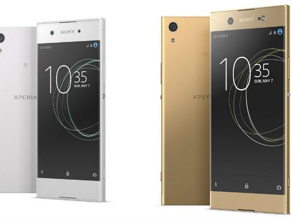 35% off on Sony Xperia XA1 (Gold, 32 GB)  (3 GB RAM)