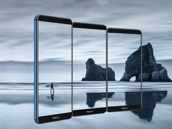 Honor 7X Features and Specifications