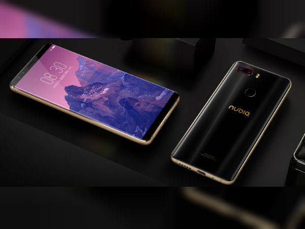 Nubia Z17S specifications