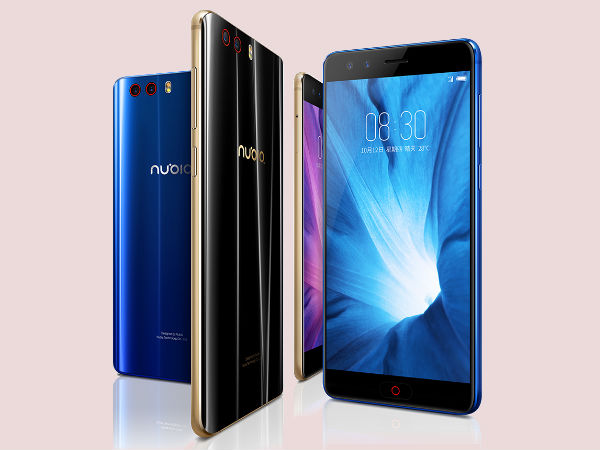 Nubia Z17S, Nubia Z17 miniS With Four Cameras Launched: Price, Specifications