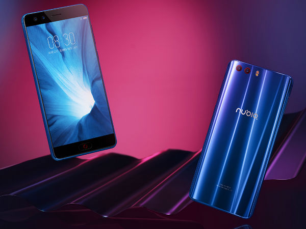 Nubia Z17 miniS smartphone with four cameras launched in China