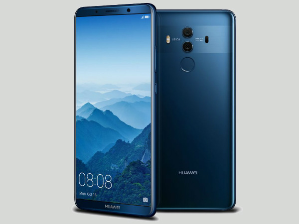 Huawei Mate 10 Pro scores 97 in DxOMark camera test: One point behind Google PIxel 2