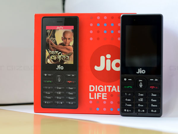 Reliance JioPhone allegedly exploded while charging
