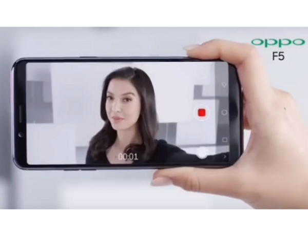 Oppo F5 Selfie Expert phablet with front dual camera coming this week