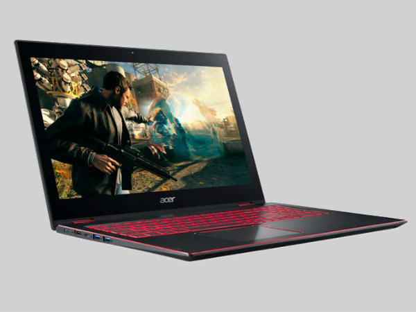 Acer Nitro 5 Spin Convertible Gaming Laptop Launched in India: Price, Specifications