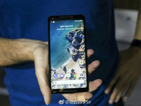 Alleged Xiaomi Redmi 5 Plus image leaks tipping 18:9 display