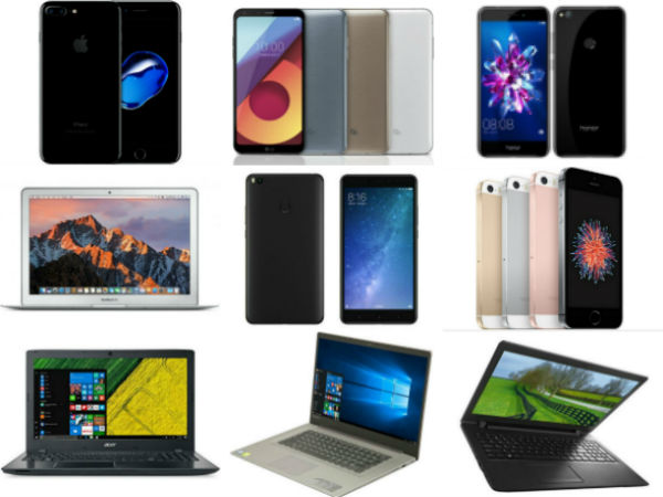 Amazon Diwali Great Indian Sale: upto 50% off on Phones and Laptops
