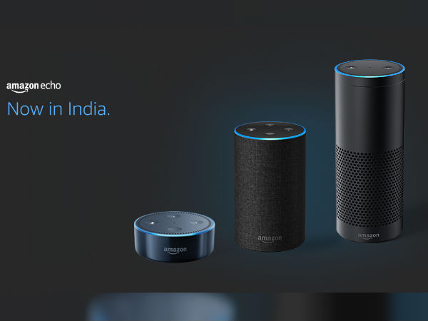 Amazon finally brings Echo, Echo Plus, and Echo Dot to India
