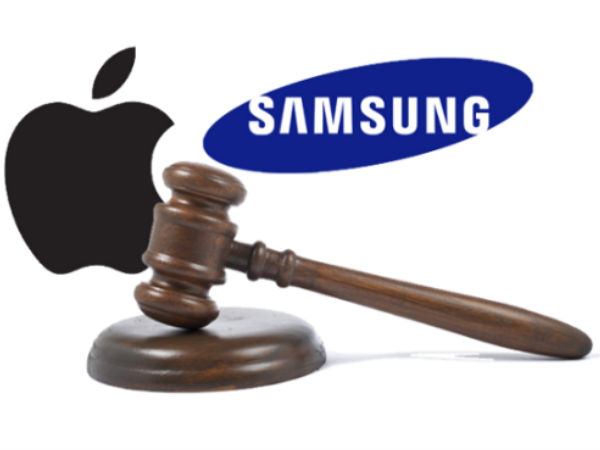 Six year old spat between Apple and Samsung is heading back to court