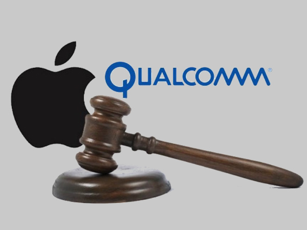 Qualcomm files lawsuit to ban iPhones in China