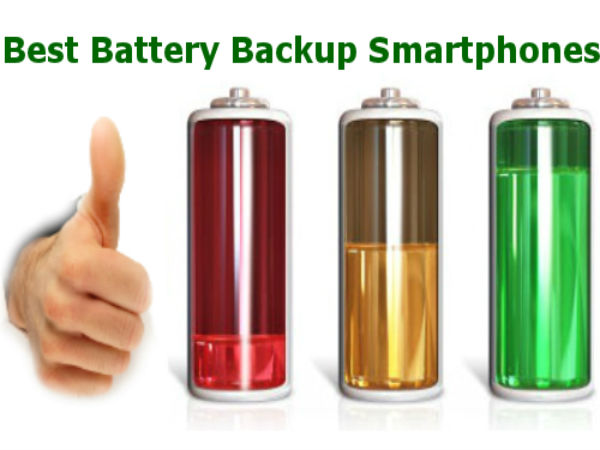 Best Battery Backup smartphones to buy under Rs 10,000