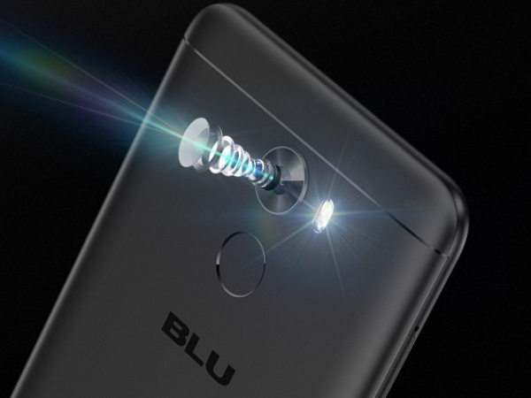 BLU launches Vivo 8L with 20MP selfie camera and 4,000mAh battery unit