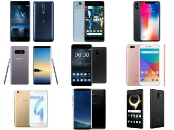 Buying Guide: Best 20 smartphones to buy in November 2017
