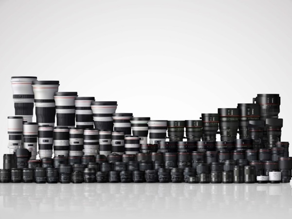 Canon celebrates EOS series cameras and interchangeable EF lenses production milestone