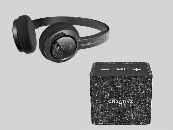 Creative announces huge price cut on several of its audio devices