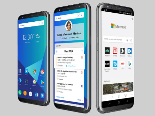 Microsoft introduces Edge browser for Android and iOS platforms