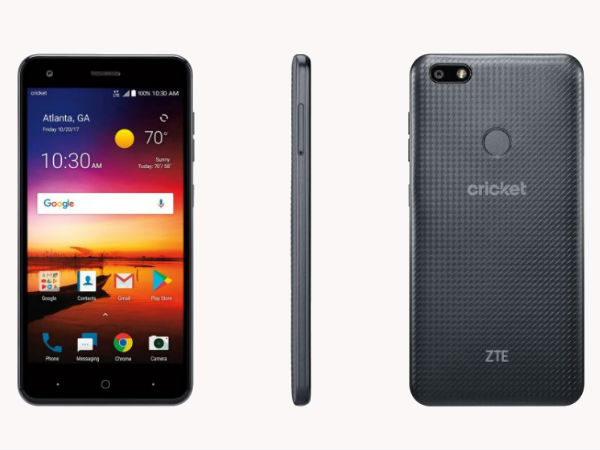 Entry-level ZTE Blade X launched with 5.5-inch display, Snapdragon 425 SoC
