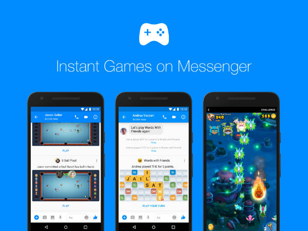 Facebook Messenger lets developers monetize ads
