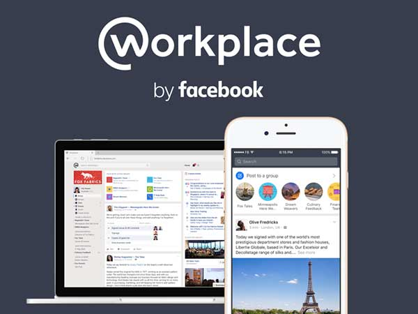 Facebook Workplace chat app is now officially available to everyone