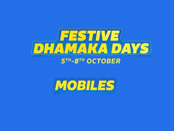Flipkart Festive Dhamaka days offer huge discounts on these mobiles