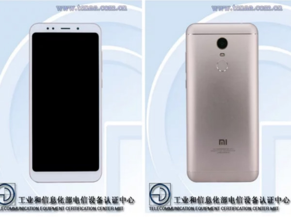 Full-screen Xiaomi Redmi smartphone spotted on TENAA
