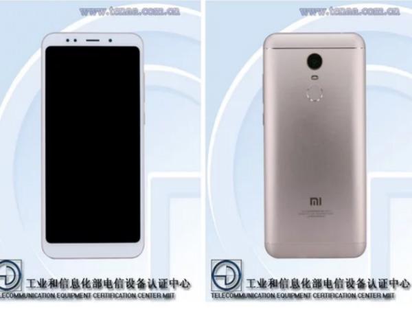 Full-screen Xiaomi Redmi smartphone spotted on TENAA