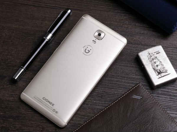 Gionee F205 featuring FullView display spotted on GFXBench