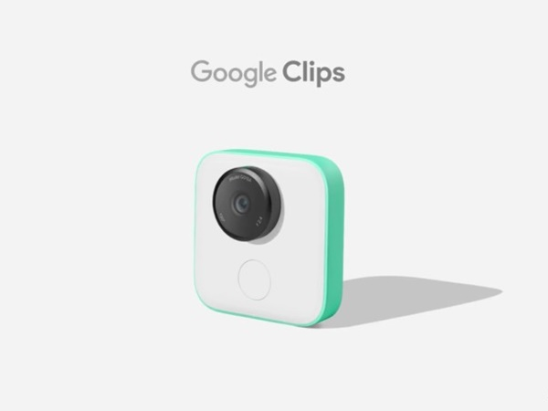 Google Clips is the most innovative AI camera till date