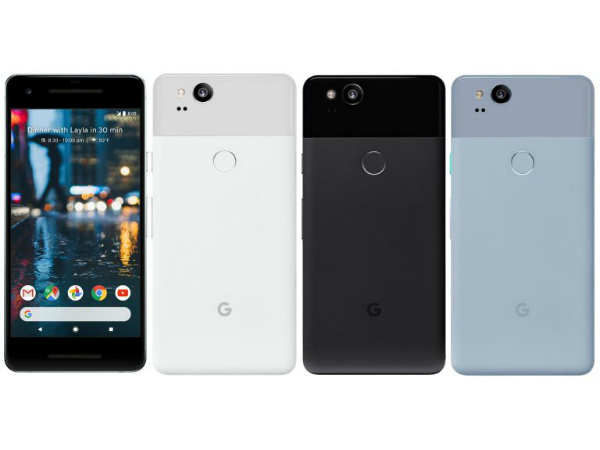 Google Pixel 2, Pixel 2 XL press renders are out a day before launch