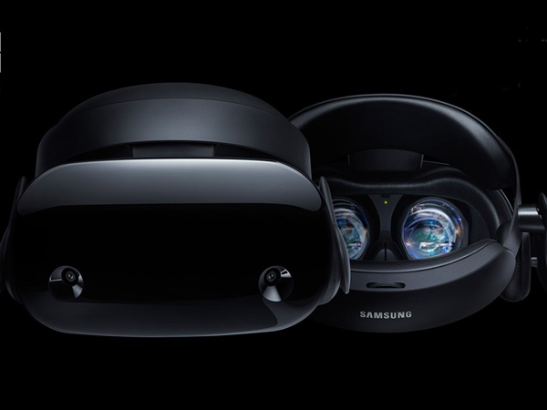 Samsung announces HMD Odyssey Mixed Reality Headsets