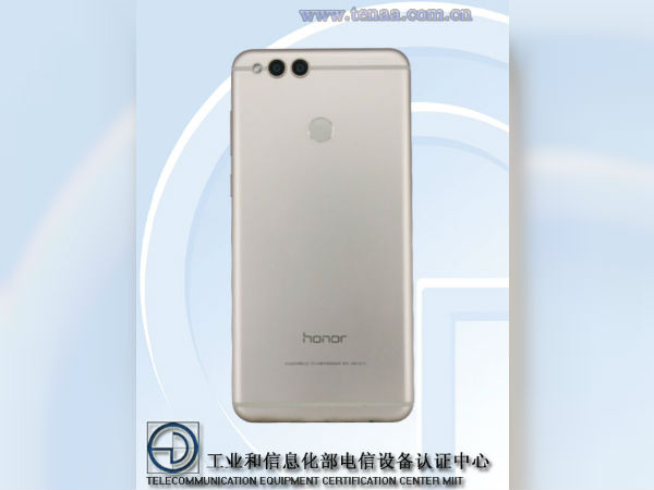 Honor 7X visit TENAA and Geekbench; key specs revealed