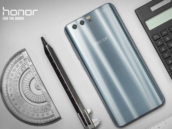 Honor India to launch a new smartphone on October 5: Honor 9 expected
