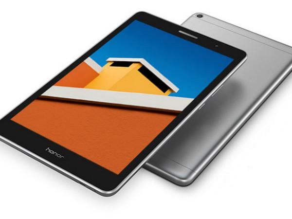 Honor MediaPad T3 and MediaPad T3 10 go on sale exclusively via Flipkart